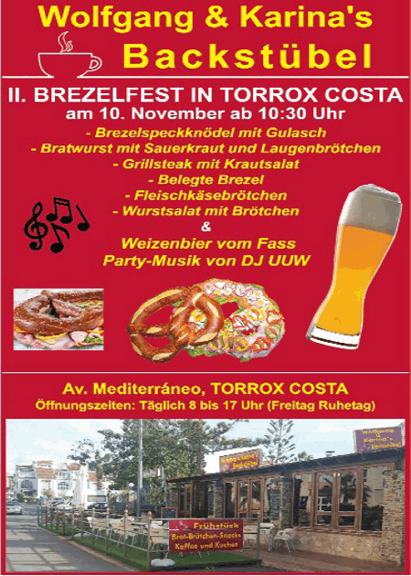 nachster Event in 29793 TORROX-COSTA